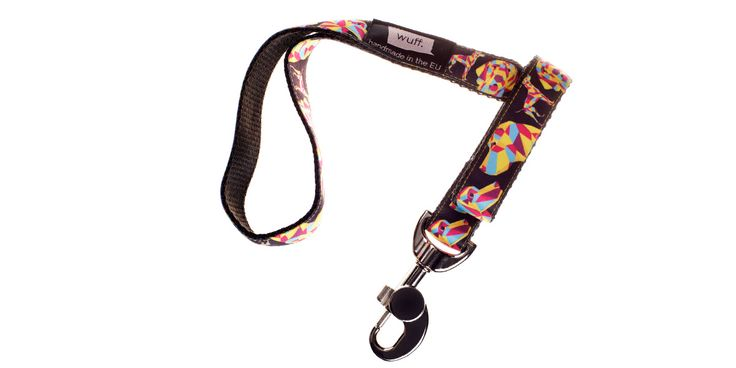 Vizsla Dog Leash Not only Hungarian Vizslas, Deutsche Kurzhaars, Bracco Italianos and Weimaraners but Pointers also look great wearing this WUFF leash. http://www.wuffcollars.com/en/item/Vizsla_Leash-122 Item Code: 122