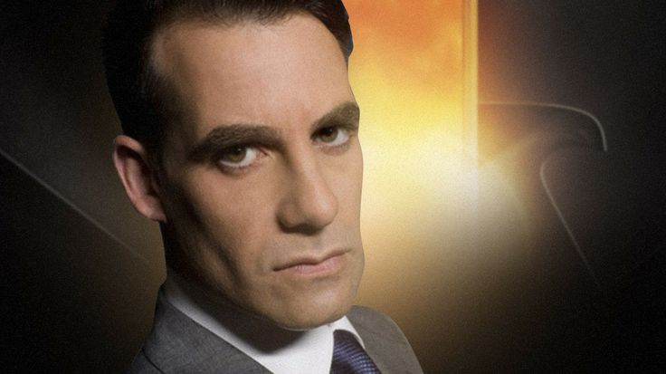 Heroes' Adrian Pasdar Playing Hulk Supporting Character Glenn Talbot on Marvel's Agents of SHIELD - IGN