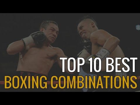 Boxing Masterclass - Top 10 Best Boxing Combinations