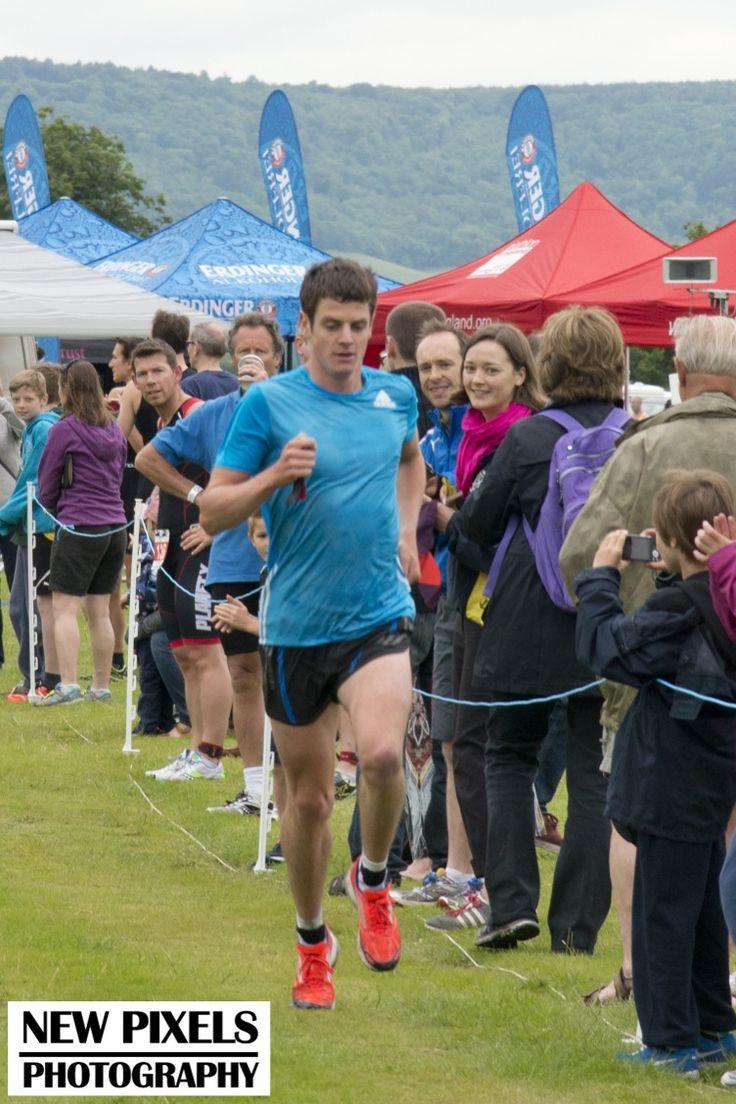 Jonathan Brownlee, Triathlon Race 2014