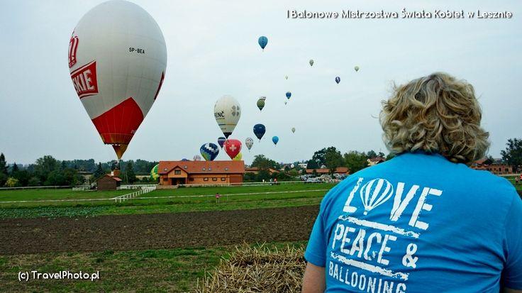 Love, Peace & ballooning