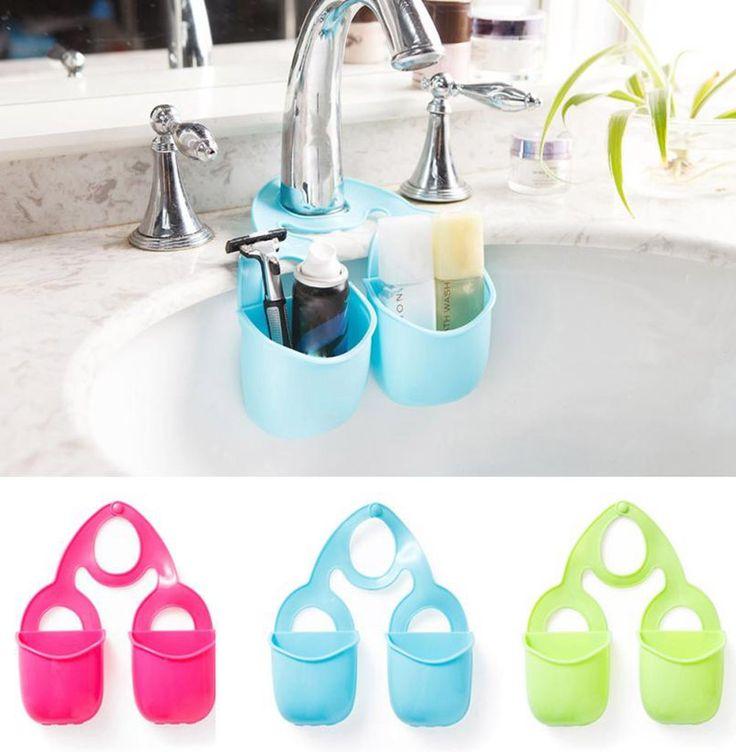 Kitchen/Bathroom Hanging Storage Bag