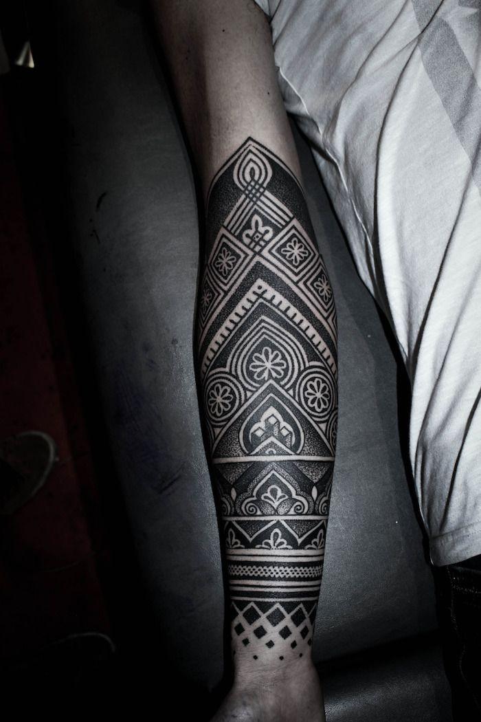 1001 + Ideen und Inspirationen für ein cooles Unterarm ...