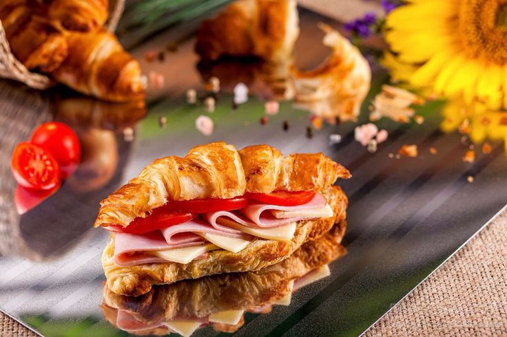 Photograph Croissant foodstyling by Alexandrescu Bogdan on 500px