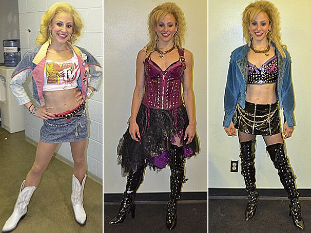 Image result for sherrie rock.of ages broadway