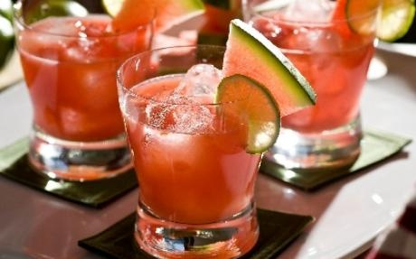Fresh Cantaloupe Margaritas Recipes — Dishmaps