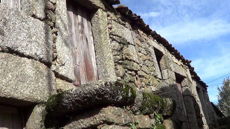 Maçainhas de Baixo (Guarda) uma aldeia abandonada - 2015