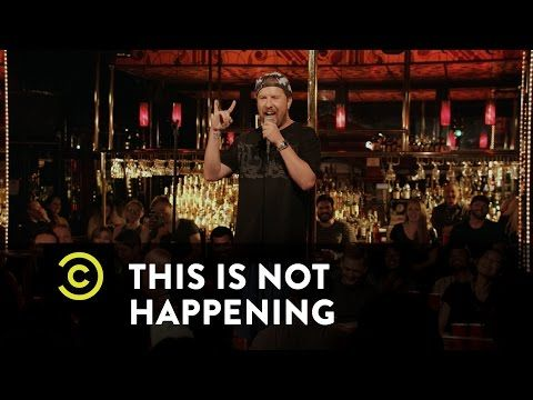 This Is Not Happening - Nick Swardson - Plus One - Uncensored - YouTube