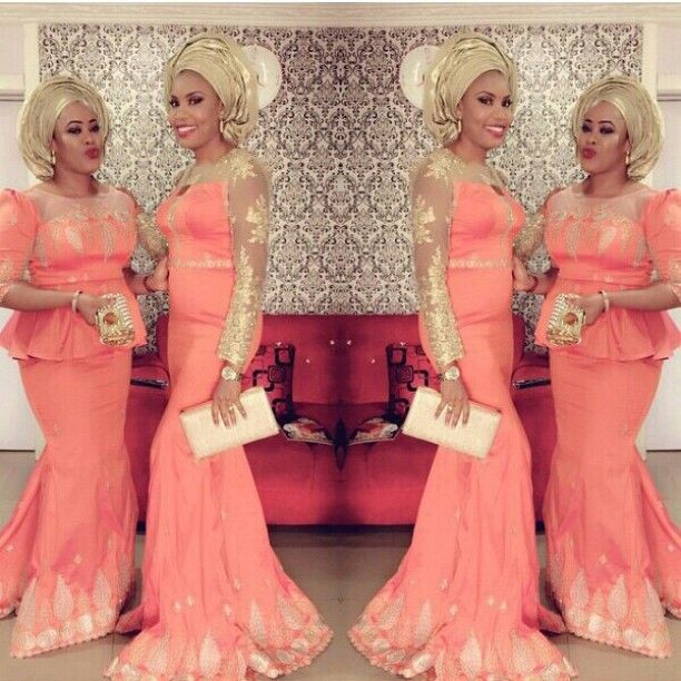 Pretty Perfect Aso Ebi Styles Amp Trends That Will Make You