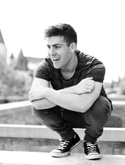 Hoodie Allen. I don't think I fully appreciated his sexiness until now