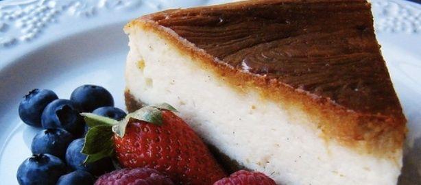 receeta de cheesecake newcook