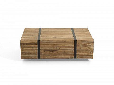 Dohányzóasztal - tikfa - GANDER_327225