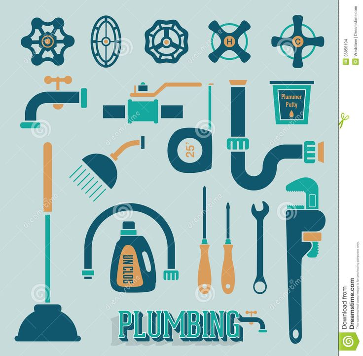 Best plumbing logos images on pinterest