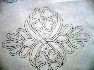 MACRAME 'ROMANIAN - POINT LACE: New Drawings - MODELS