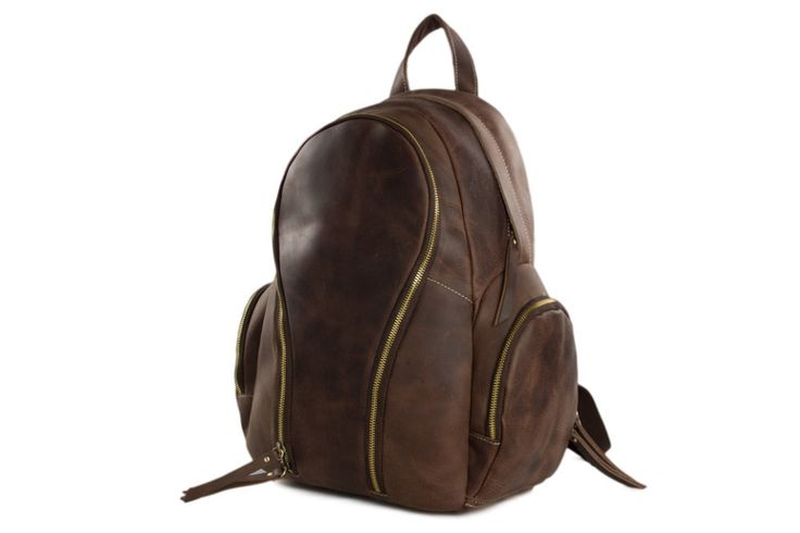 Bags : Handcrafted Genuine Leather Backpack