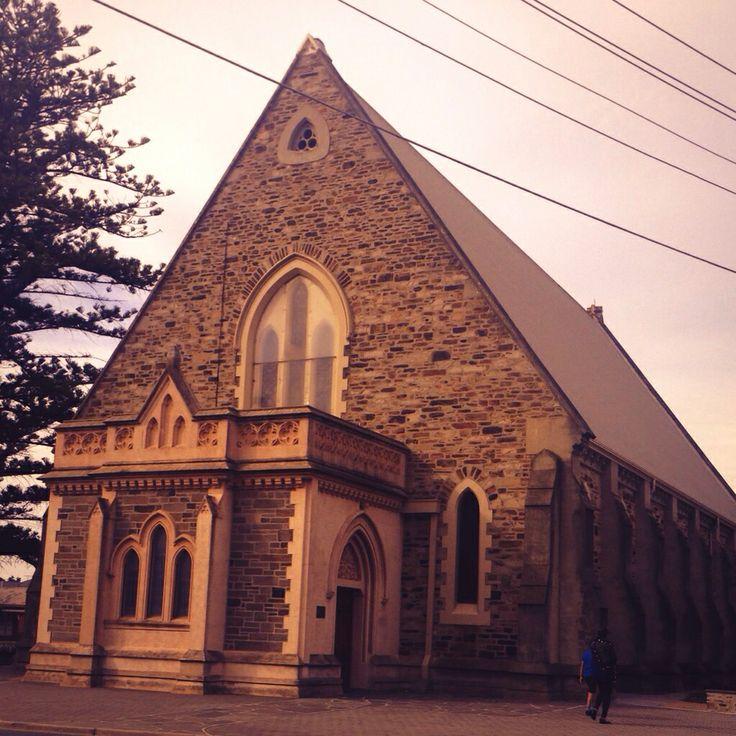 City of Churches - Adelaide SA