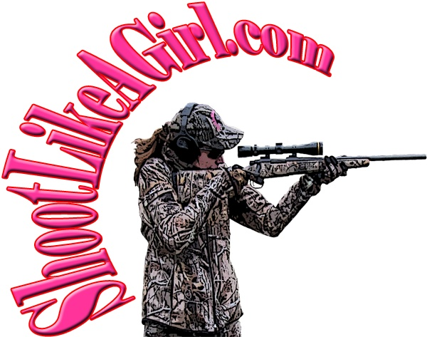 Shoot Like A Girl - Women's Shooting Sports - Firearm shooting for women.