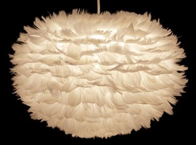 VITA - Eos fjærlampe 75 x 45 cm