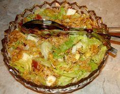 Corn Chip Salad!    Love it!!!!