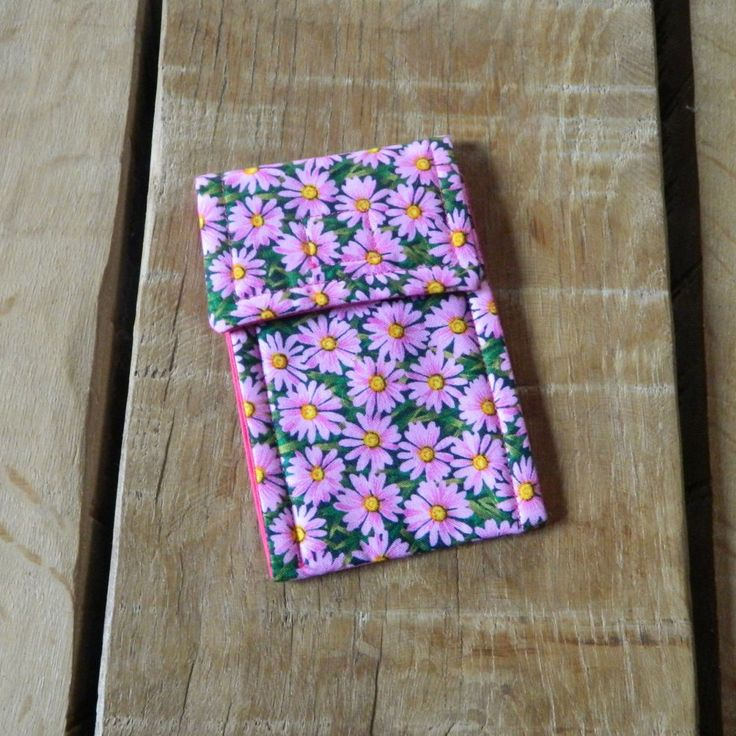 Handmade Phone cell Case, Mobile cover cotton fabric, padded cases, flower material, Hand made gift idea, pink purple flowers, handmade,