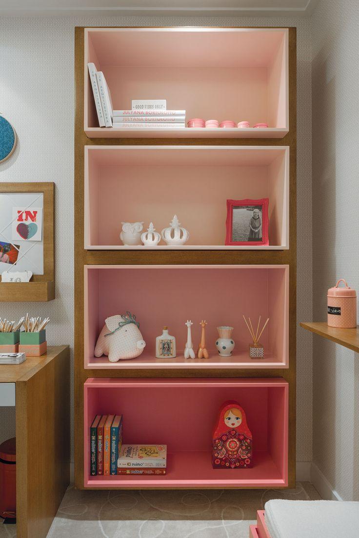 Menina de Paris, quarto kids criado pela arquiteta Julyana Bortolotto para a mostra Quartos Etc. SP 2016