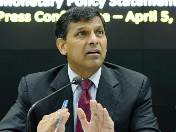 Raghuram Rajan connects mouldy banking system to latest tech version - The Economic Times