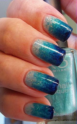 blue gradation ... gorgey!!!