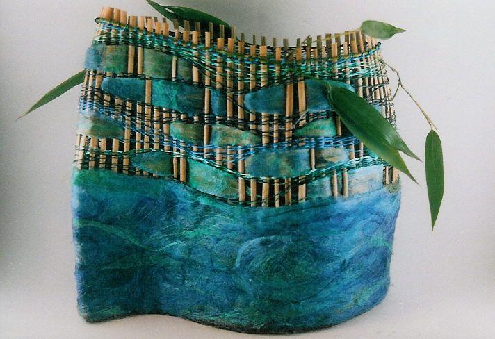 More Cloud Series Baskets Gallery of Donna Sakamoto Crispin