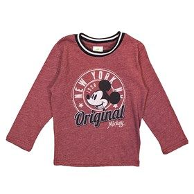 Blouse Mickey Mouse Winter Collection 2016-17 by Alouette