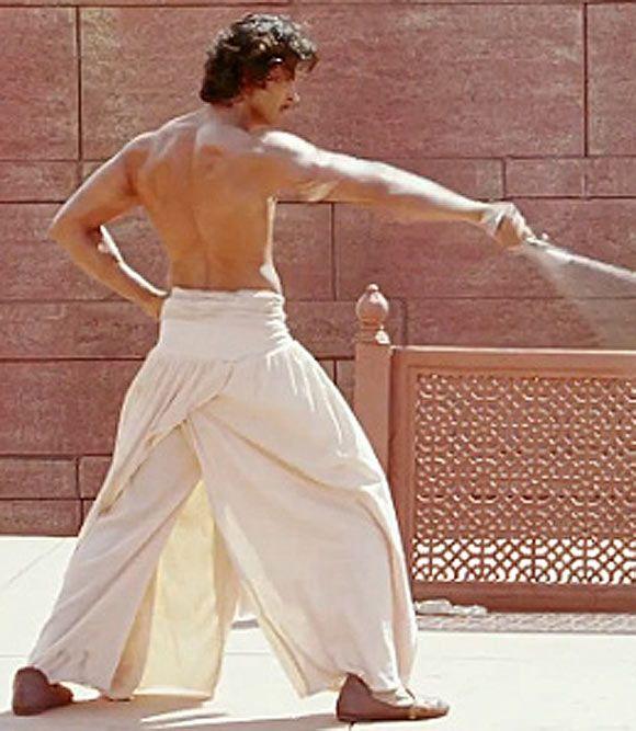 Hrithik Roshan in Jodhaa Akbar