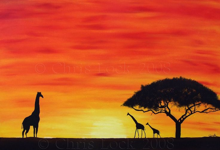 How To Paint Sunsetswith Acrylics