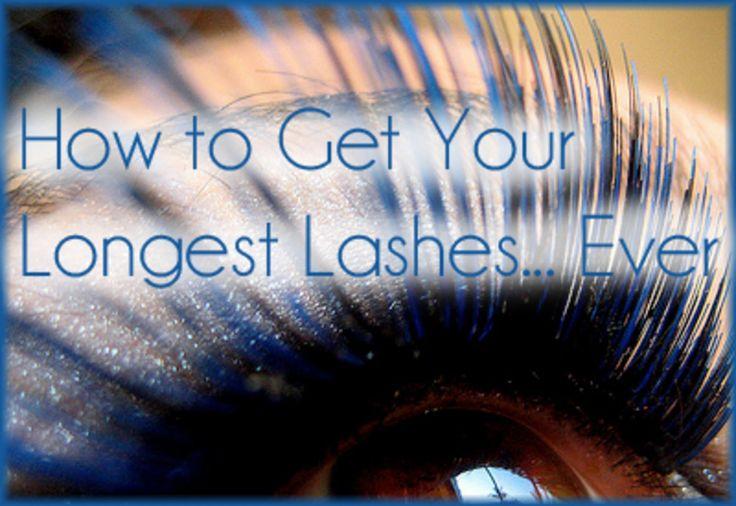 how to make short eyelashes look longer
