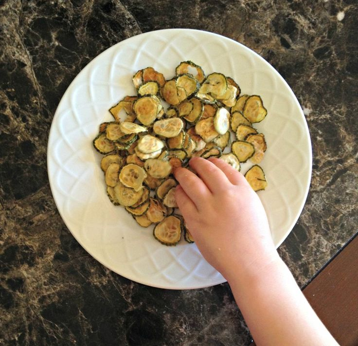 Cucumber Chips Recipe- has ACV and salt, maybe onion, dill, paprika? Hmm.