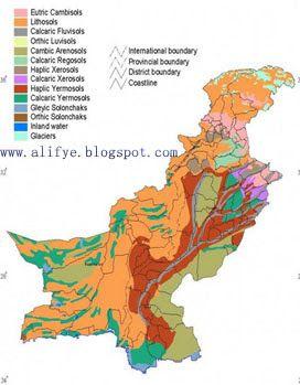 Soil of Pakistan ~ Alifye: A to Z   Online Encyclopedia, History, Entertainment Article & News  