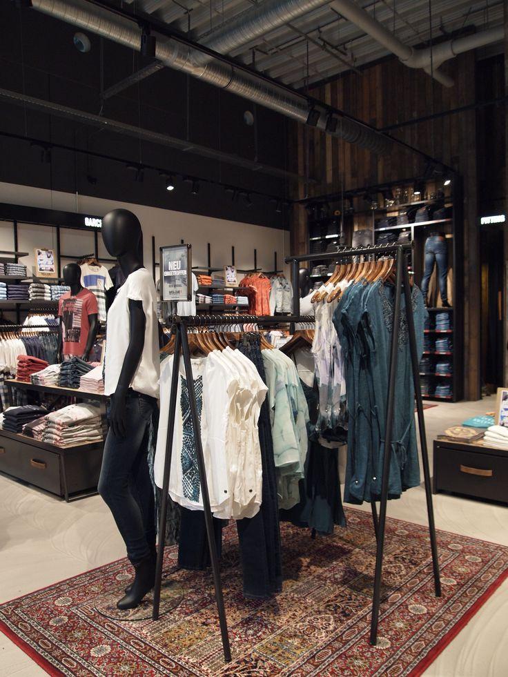 Outlet Garcia Leipzig (DL) Realisatie: Store3D #deliverexperience. #store3D #garcia