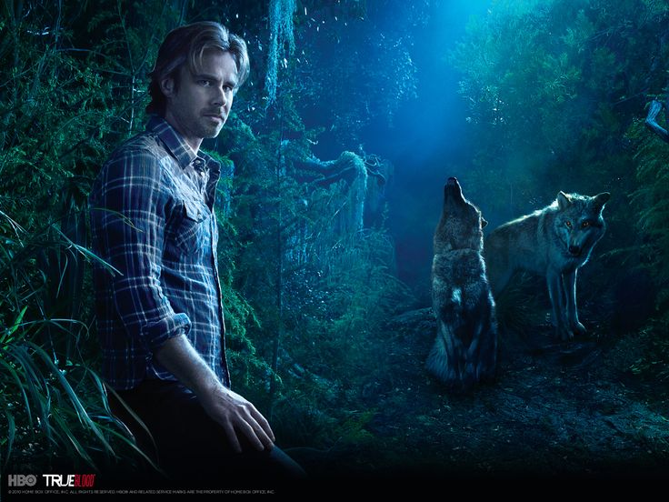 True Blood Sam Trammell as sam Merlotte