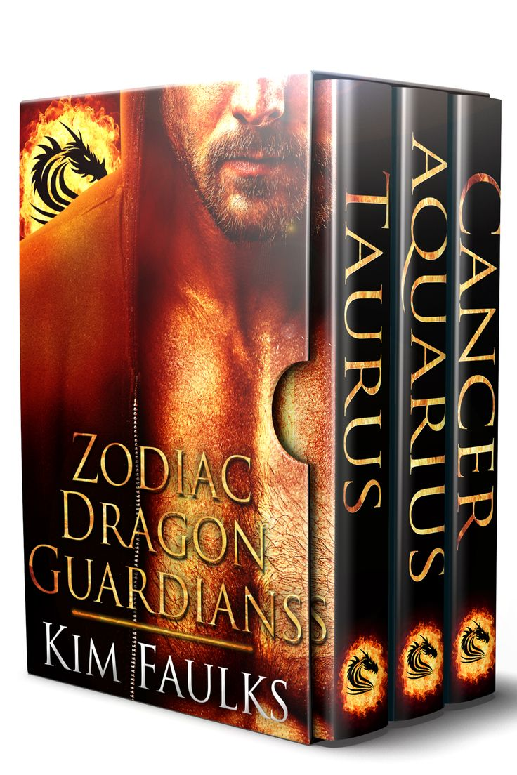 Dark, Sexy. Powerful. This Zodiac Dragon Series will scorch the pages at only 99 cents for a limited time only!