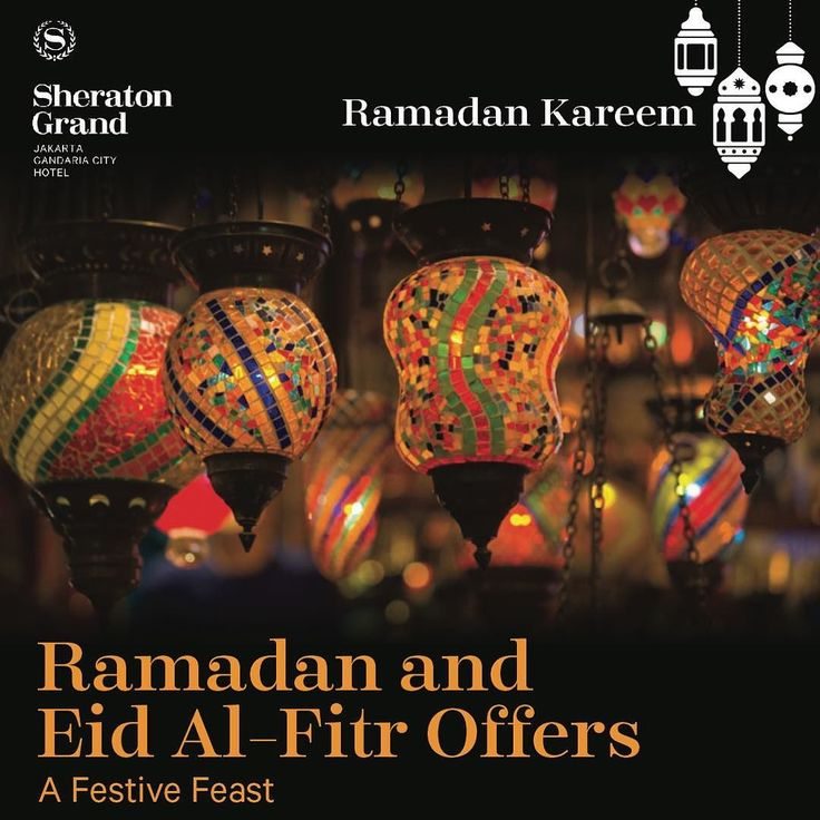 Bring family and friends together at Sheraton Grand Jakarta Gandaria City Hotel for a spirited Ramadan and Eid Al Fitr Celebration. The vibrant Anigré restaurant offers sumptuous Ramadan's fare with local Indonesian flavors and live Marawis entertainment.  Enjoy a most memorable and Instagramable stay. . Link at bio for more details . . . #ramadanoffer2017 #roomoffers #meetingoffers #stay3pay2 #breakfasting