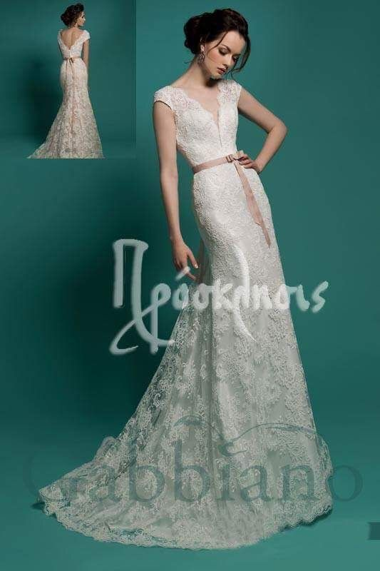 wintage wedding dress