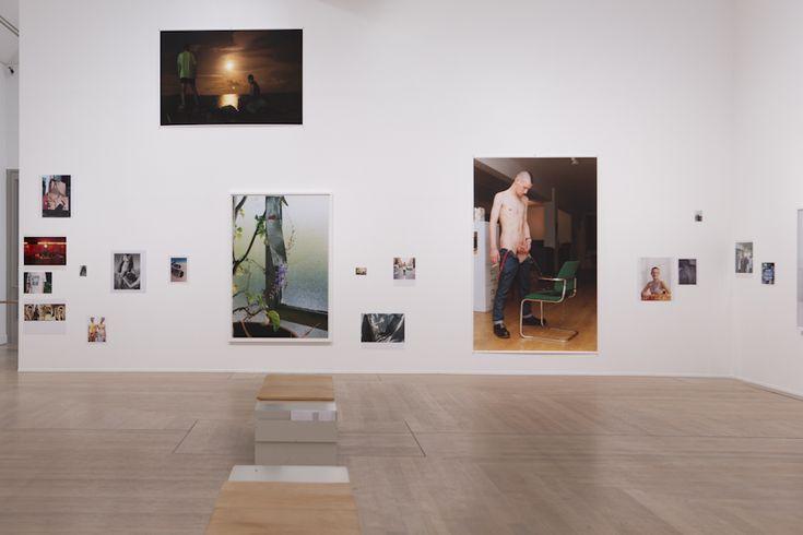 Wolfgang Tillmans at Museo del Banco de la Republica, Bogota, 2012-13