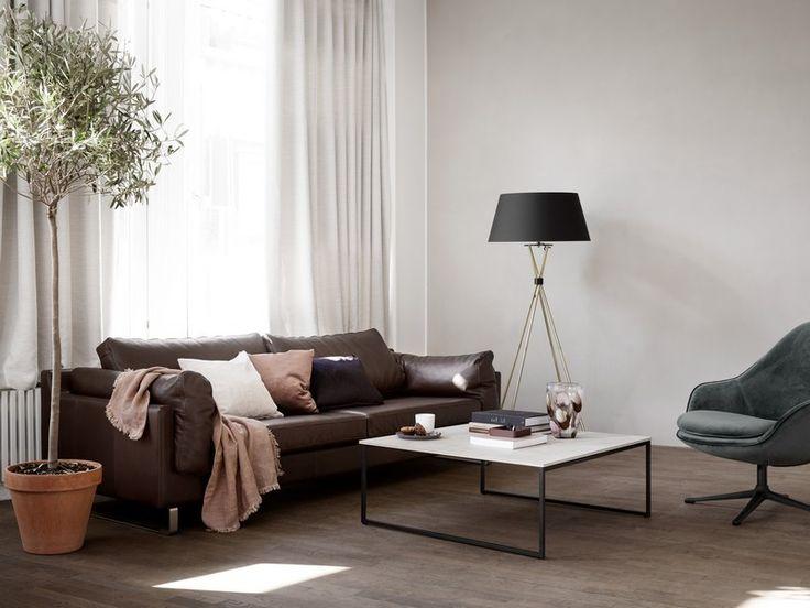 Lugo - white designer coffee table Sydney