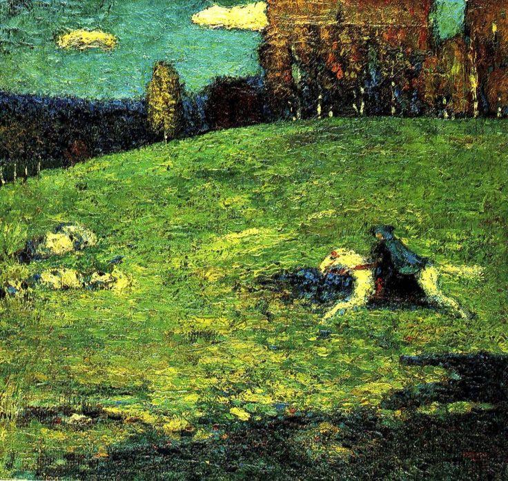 Kandinsky i sztuka abstrakcyjna