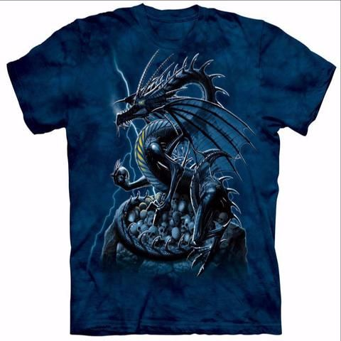 Fearless Skull Dragon T-Shirt