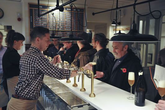 Pint Shop becomes the first new pub this millenium to open in Cambridge city centre