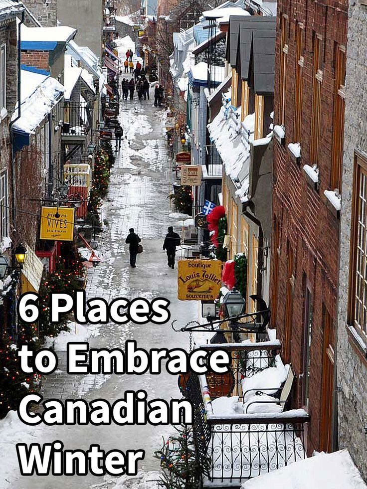 6 Places to Embrace Canadian Winter · Kenton de Jong Travel - Rob and Chris Taylor from 2 Travel Dads wrote a similar version of this article on their blog, focusing on the Ottawa's Winterlude, one of the cities mentioned below. Their article A Family Guide t...