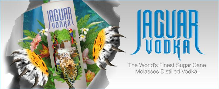 Jaguar Vodka #Barbados #Vodka #Jaguarvodka #Kentucky