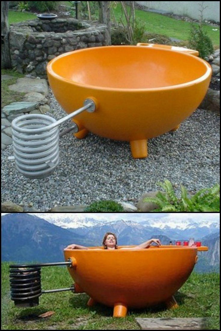 These Smashing Backyard Ideas Are Hot And Happening: 1000+ Ideas About Outdoor Hot Tubs On Pinterest