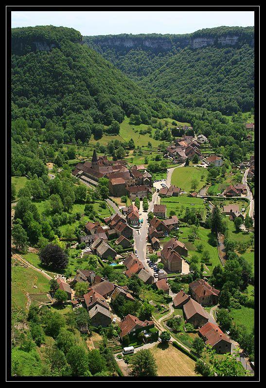 Village et reculée de Baume-les-Messieurs | Jura, France | #JuraTourisme #Jura