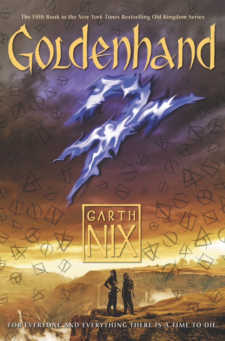 Goldenhand (old Kingdom): Garth Nix: Series: Old Kingdom (book 5