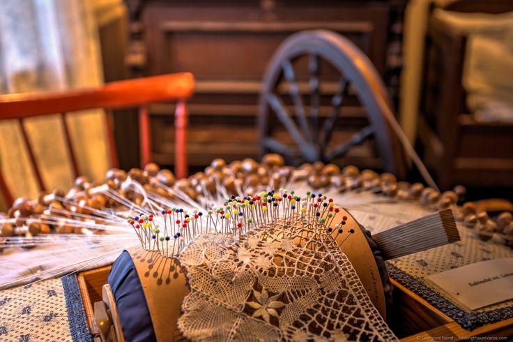 lace making rauma finland